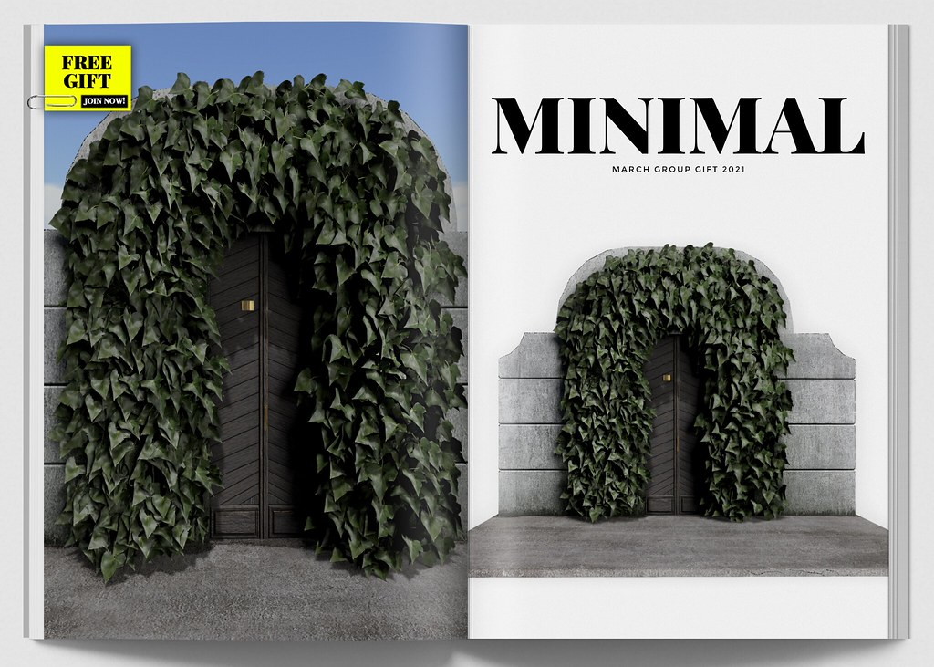 MINIMAL - March Group Gift 2021