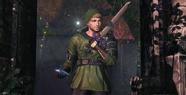 Dacio - Lost Woods (The Legend of Zelda inspired)