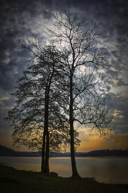 Sunrise Baldeneysee