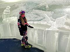 Ledovcový palác Matterhorn Glacier Paradise