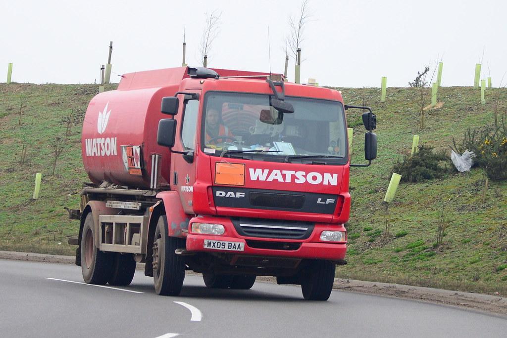 Watson - WX09 BAA - A1270 Norwich