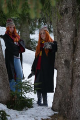 Shooting Fred & George Weasley - Harry Potter - Tetelle & Mizubisou - Turini Camp D'Argent -2021-01-29- P2311151