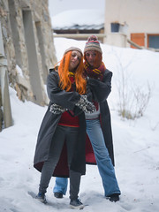 Shooting Fred & George Weasley - Harry Potter - Tetelle & Mizubisou - Turini Camp D'Argent -2021-01-29- P2311197
