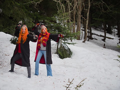 Shooting Fred & George Weasley - Harry Potter - Tetelle & Mizubisou - Turini Camp D'Argent -2021-01-29- P2311168