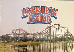 u201cMind Eraseru201d awesome Roller Coaster, Darien Lake