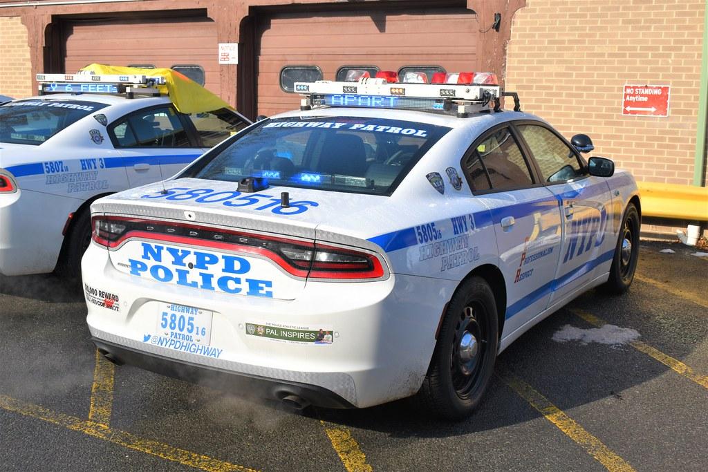 New York Police Department: Highway Patrol