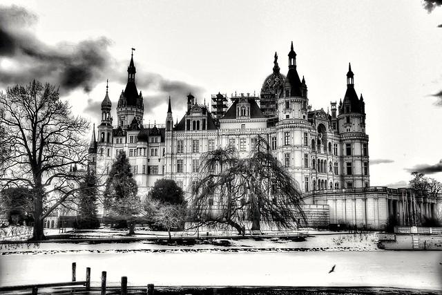 Schweriner Schloss...
