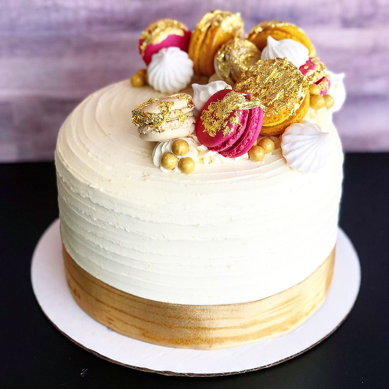 Cake by The Pantry KC