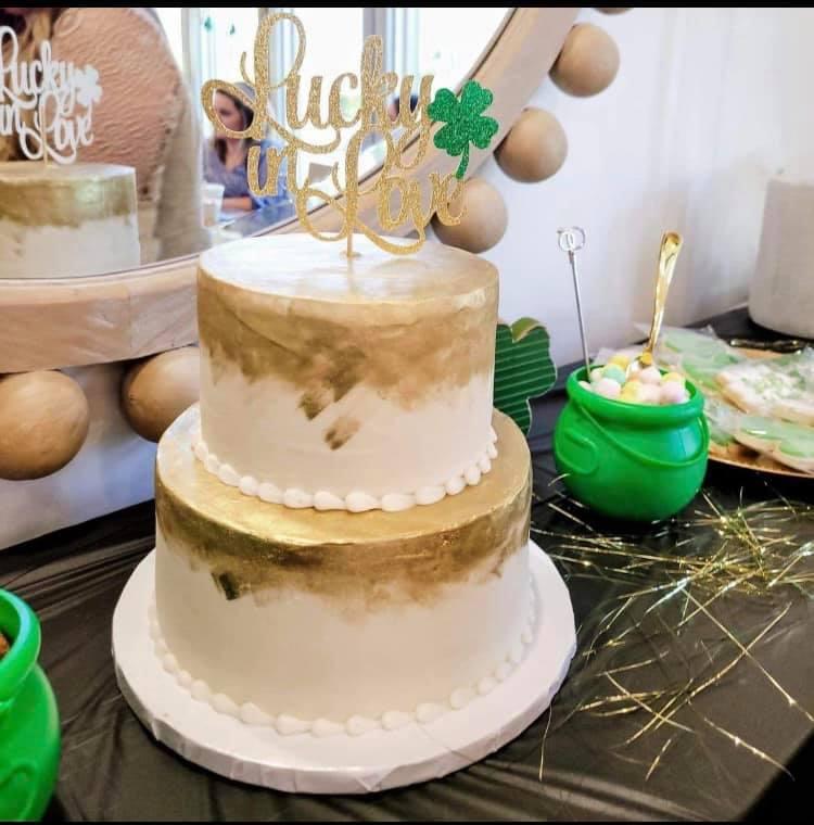 Cake by Sugar & Sass Cakery