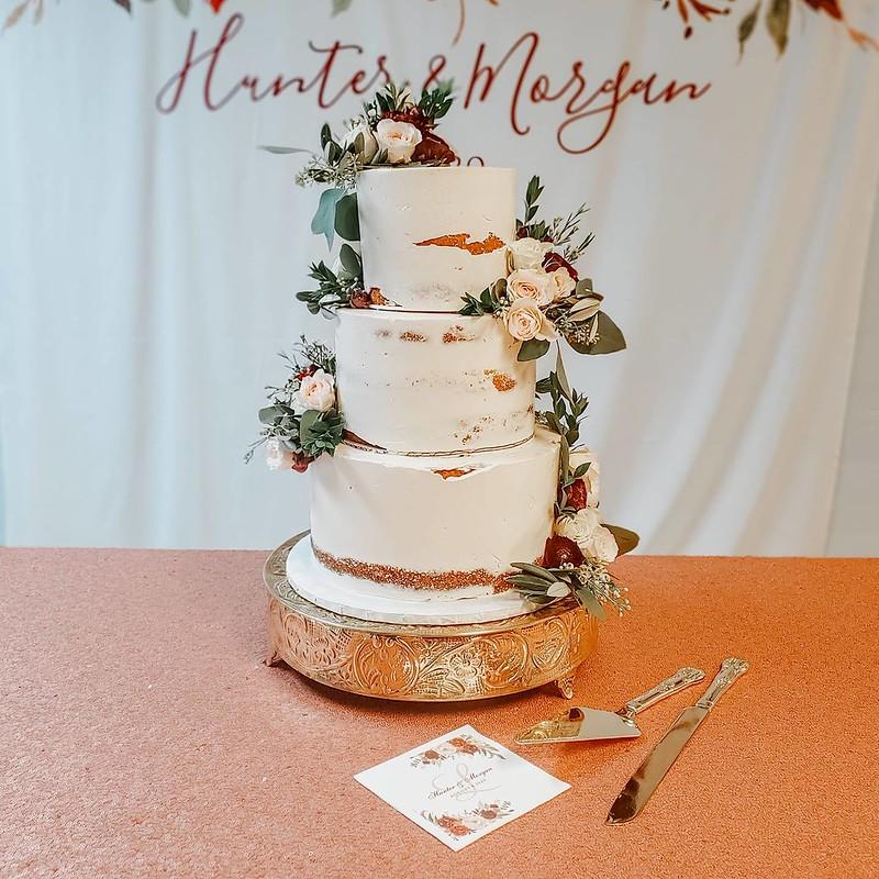 Cake by CakeSmith Bakery