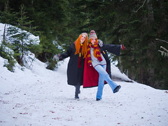 Shooting Fred & George Weasley - Harry Potter - Tetelle & Mizubisou - Turini Camp D'Argent -2021-01-29- P2311179