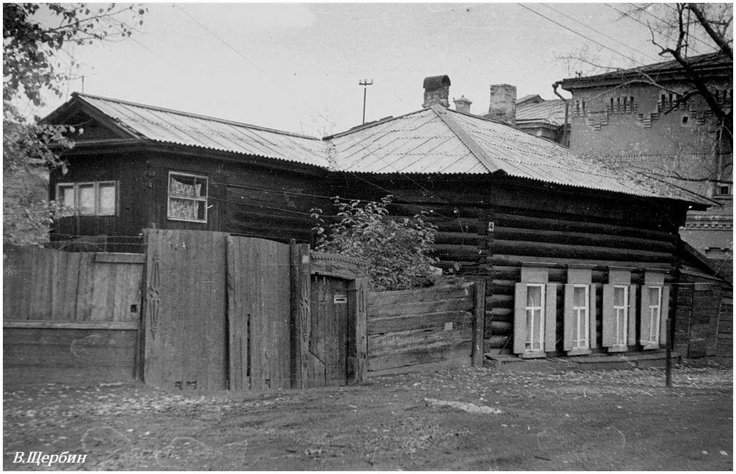 Дом в переулке Волконского