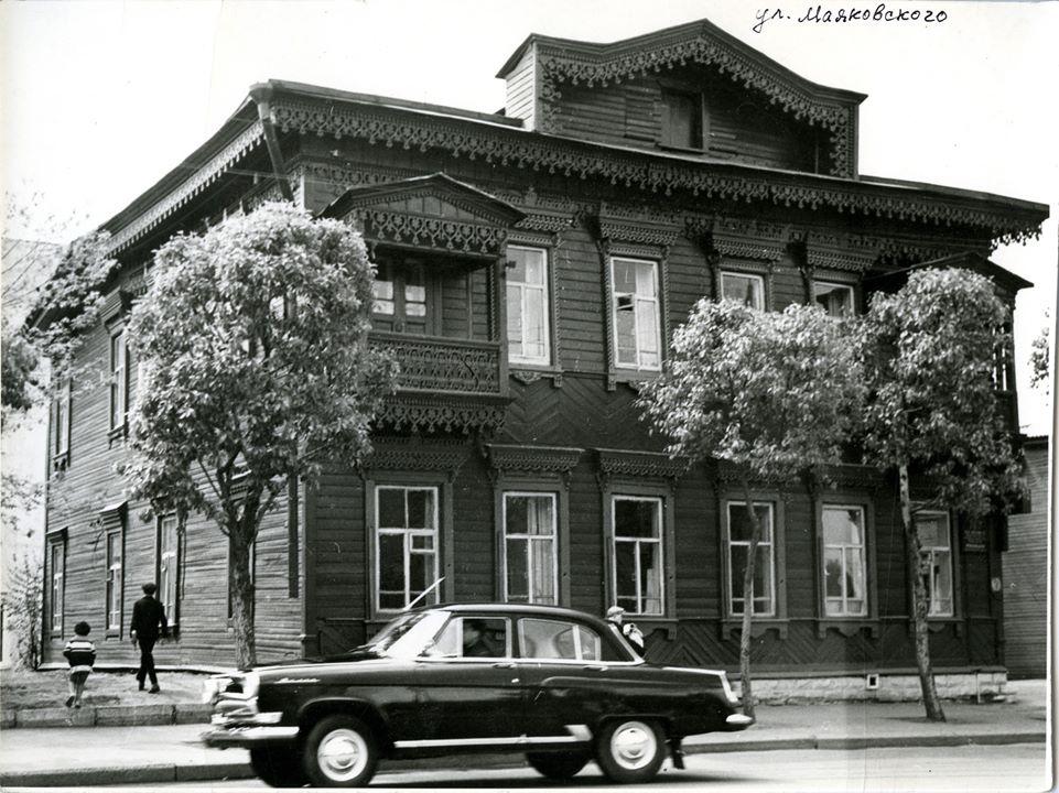 Дом №7 по улице Маяковского