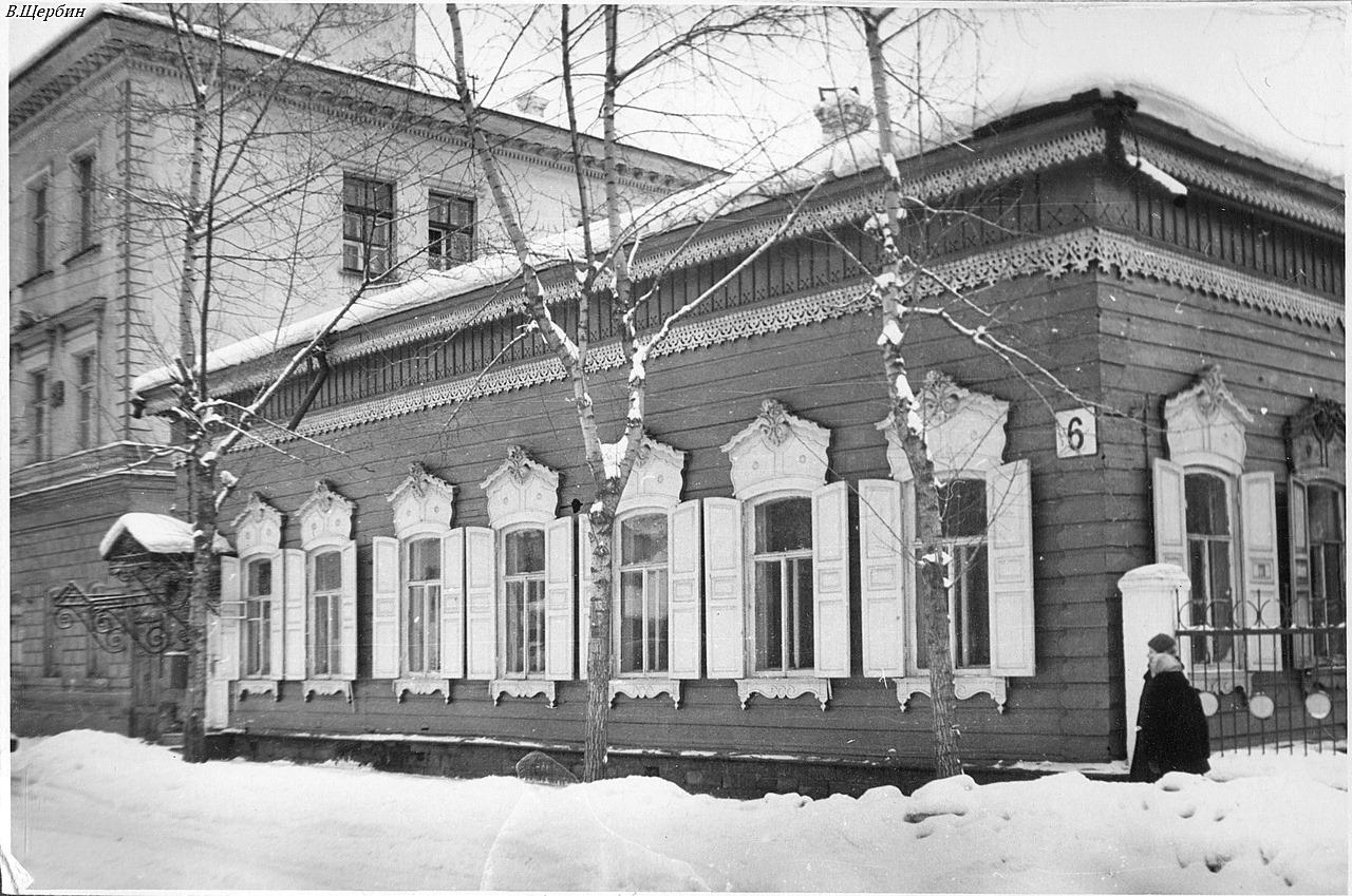 Дом №6 по улице Горького
