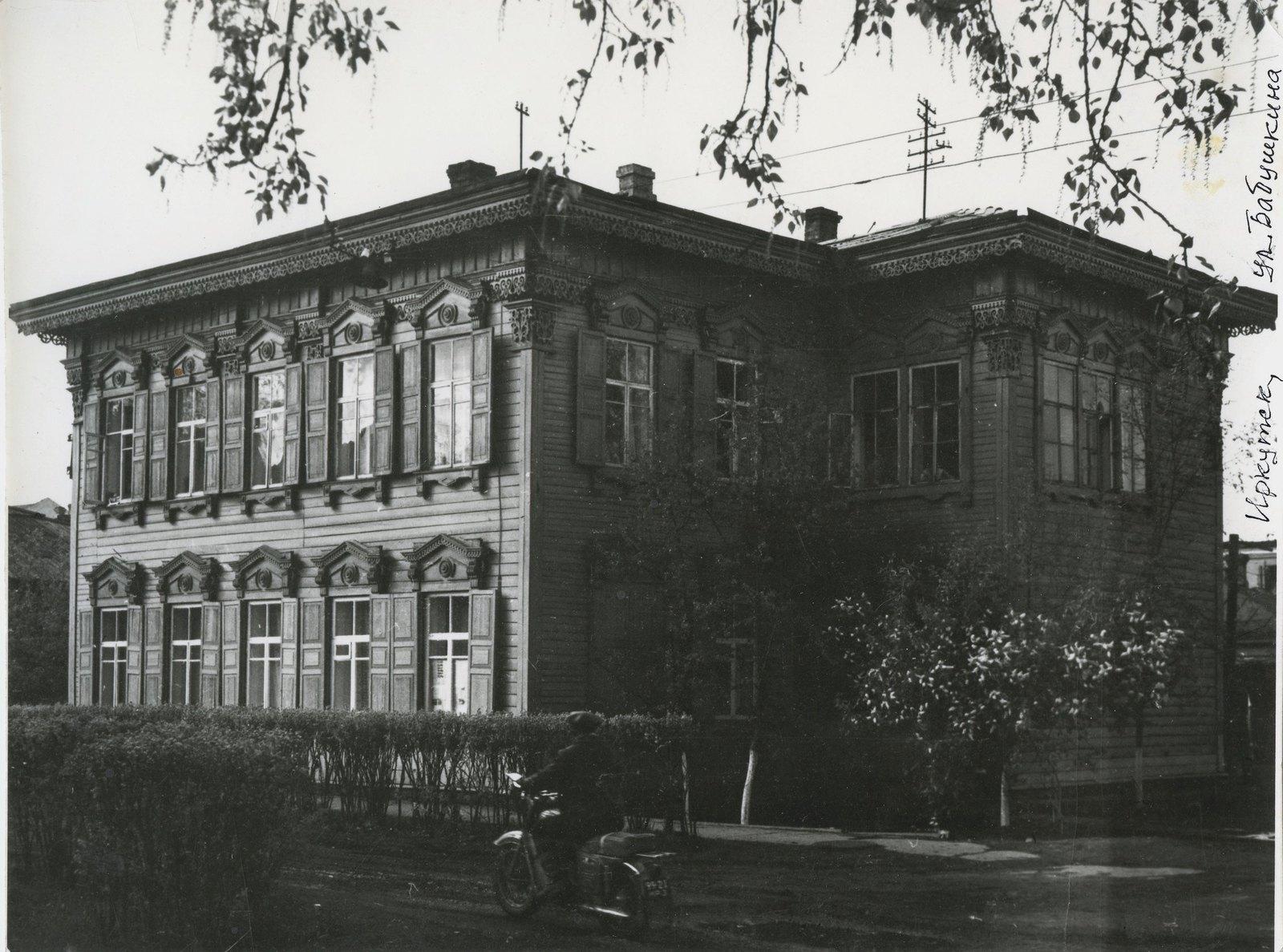 Дом №3 по улице Бабушкина