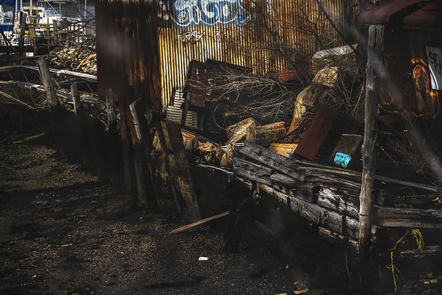 Scrapyard Accumulation