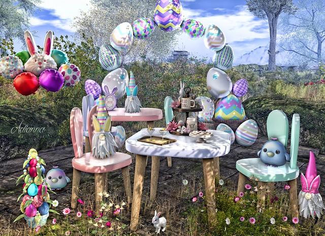 A MadPea Easter