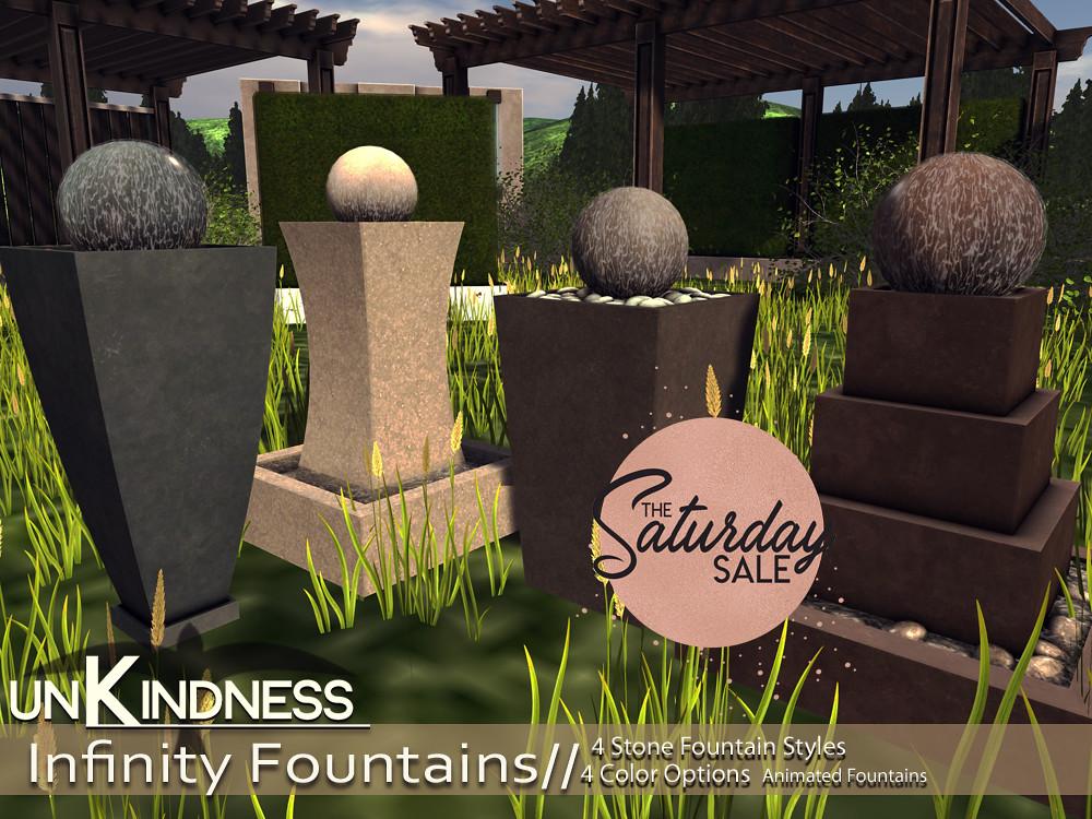 uK – Infinity Fountains – TSS