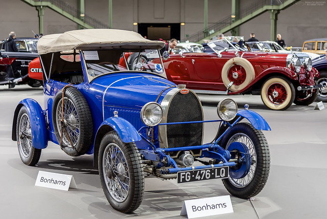 Bugatti Type 40 Grand Sport Roadster