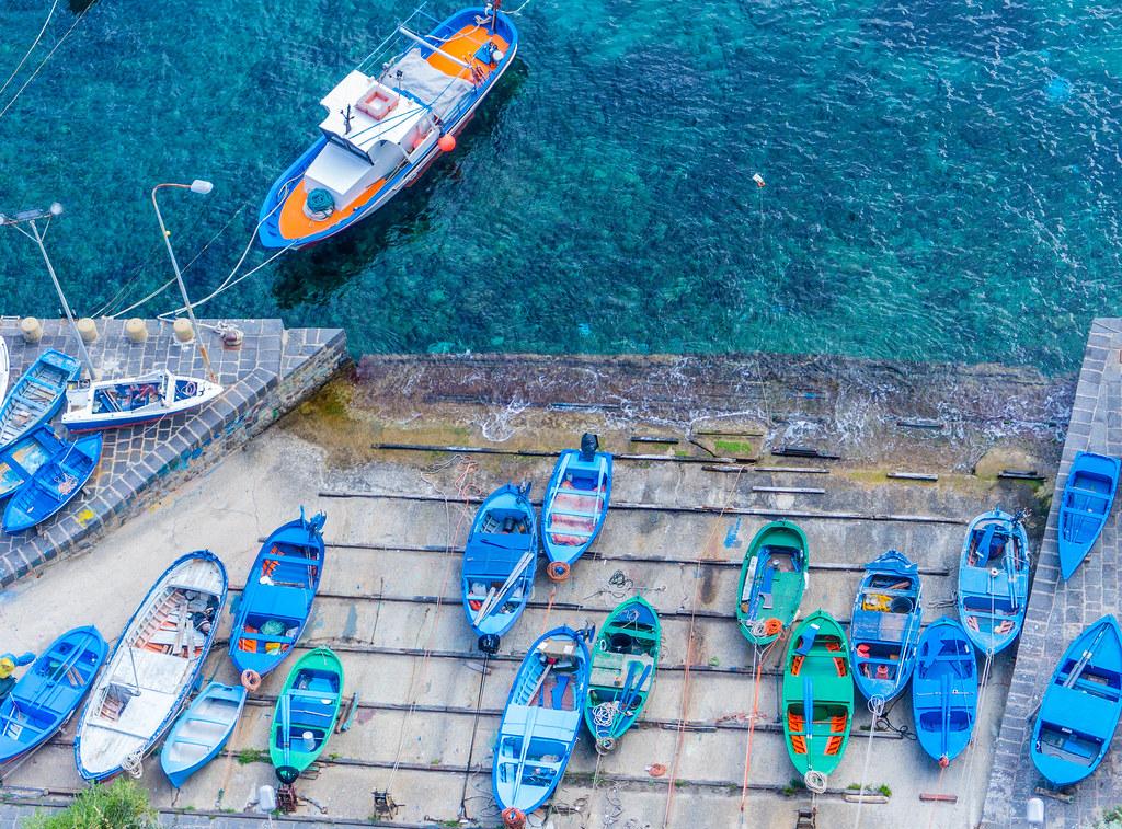 Porto di Scilla