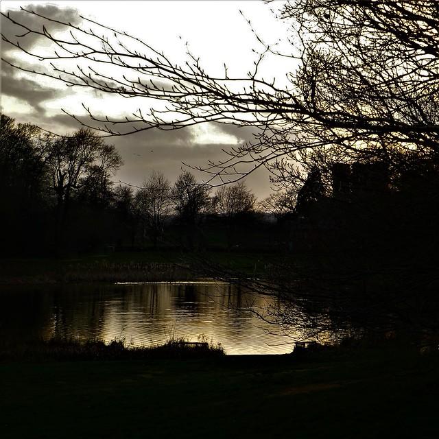 THE LAKE . . .