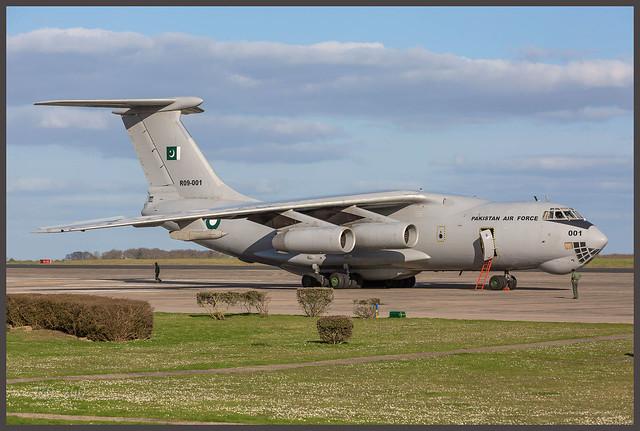 Ilyushin IL78MP - Pakistan Air Force