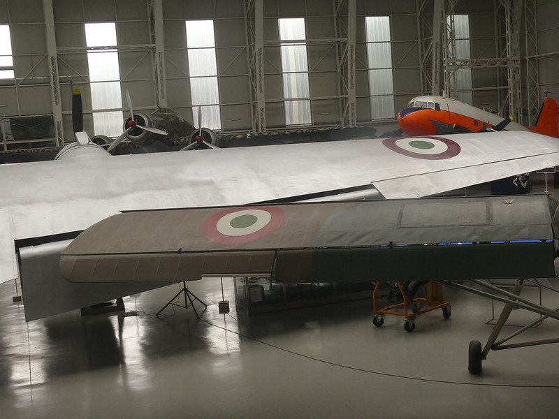 Savoia-Marchetti S.M.82 Pw