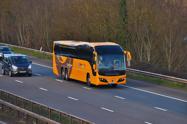 Stagecoach South West 54319 YY65VXU - M5 Exeter