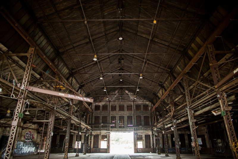 The Kaboom warehouse