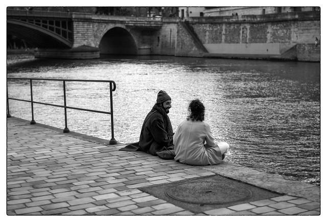 Paris, les quais