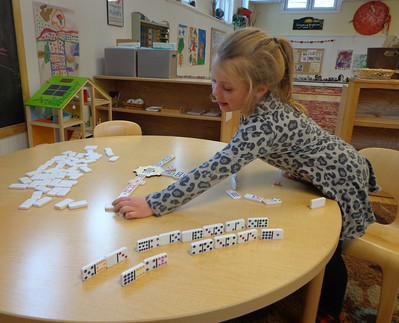 domino trains