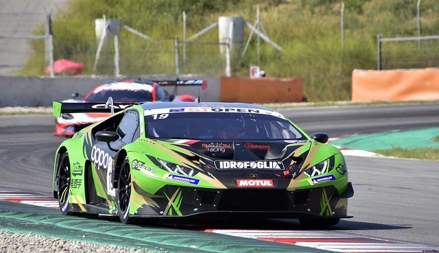 Lamborghini Huracan GT3 EVO / Jiatong Liang / CHN / Raffaele Giammaria / ITA / Raton Racing by Target