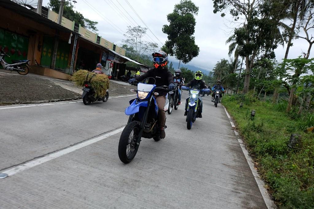 WR 155 R & XSR 155 Makin Digemari di Jawa Tengah