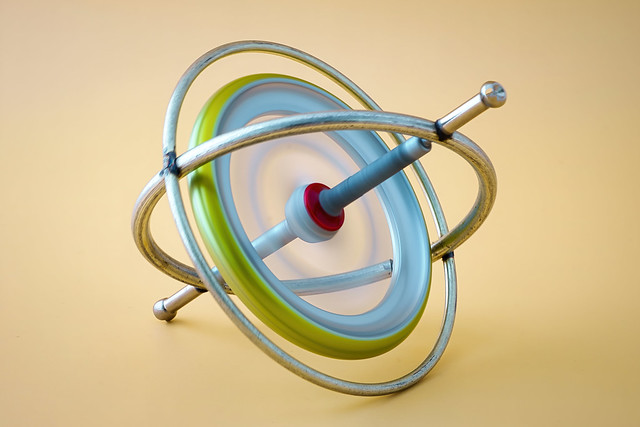 Gyroscope in Motion