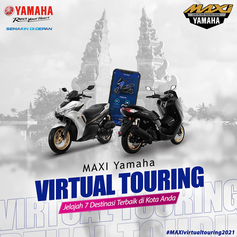 Yamaha Virtual Touring