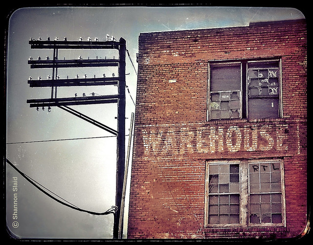 Sampson St Warehouse Bldg