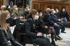 dt., 02/03/2021 - 17:25 - Lliurament de medalles de la Guardia Urbana 2021
