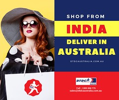 Visit: https://www.dtdcaustralia.com.au/services/online-shopping-india-easy-delivery/ Shop From India Deliver in Australia #shopinindia #courier #dtdc #courierservice #internationalcourier #courierservices #delivery #deliveryservice #freight #logistics #s
