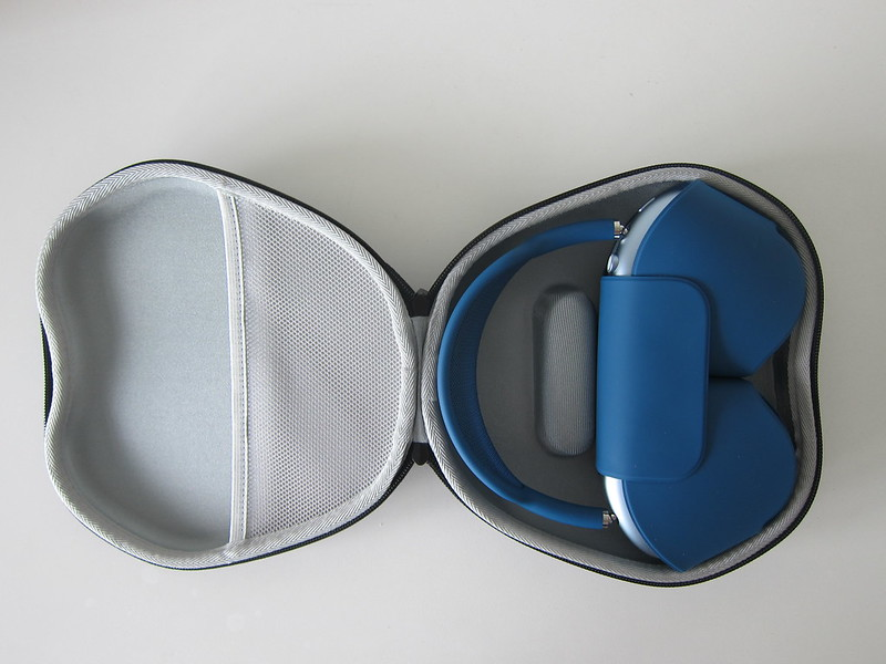 OEM Apple AirPods Max Case - Open - With AirPods Pro Max