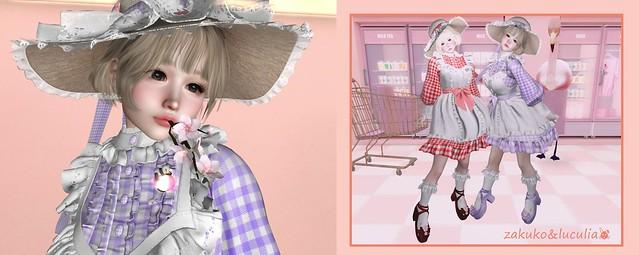 Uzu☓Dalgona Berry Blossom  Gacha RARE