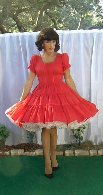 Once dreamy dresses with petticoats weren't just for square dancing.