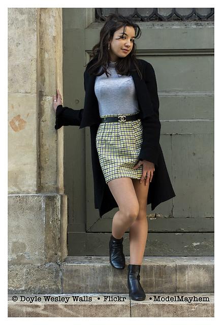 Elise, Charming Parisienne