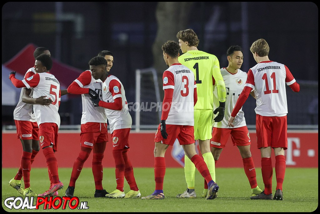 Jong FC Utrecht - MVV 05-03-2021