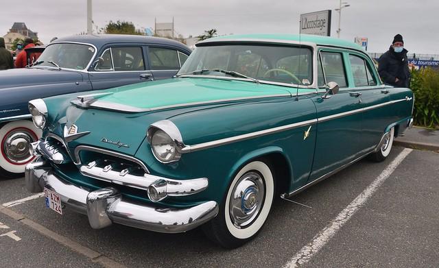 1955 Dodge Custom Royal 4-door sedan