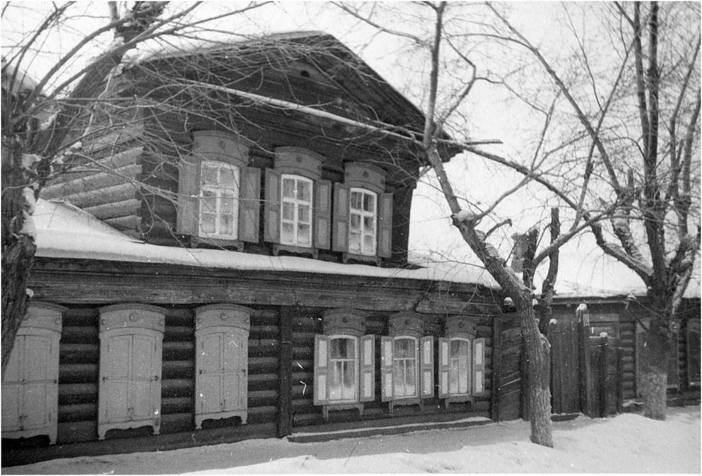 Дом №14 по улице Коммунистической