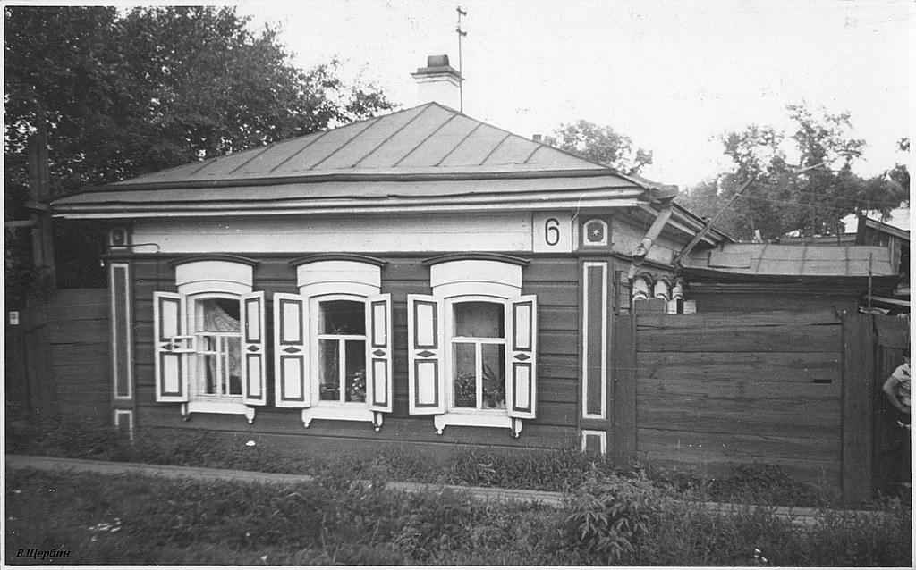 Дом №6 по улице Софьи Перовской