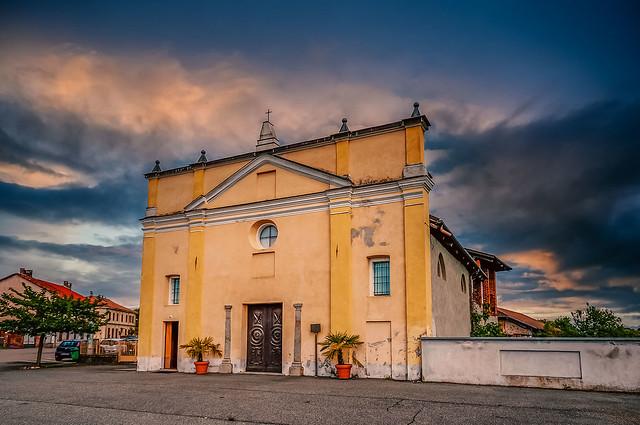 Chiesa della Natività di Maria | Arro
