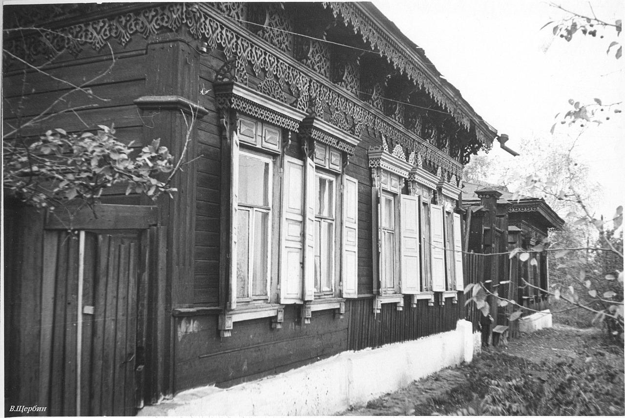 Дом по улице Герцена