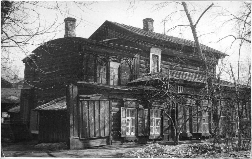 Дом №11 по улице Грязнова.