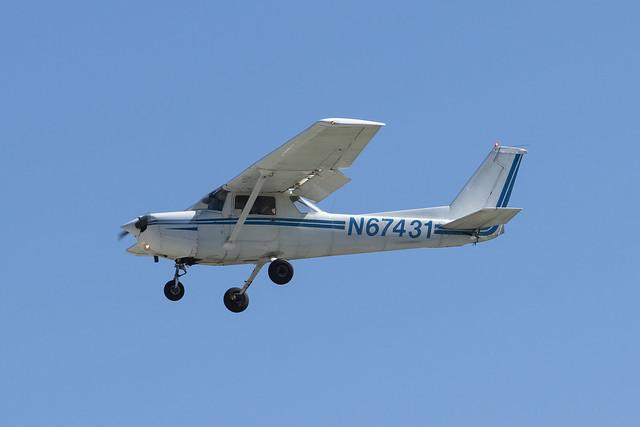 Private Cessna 152 N67431